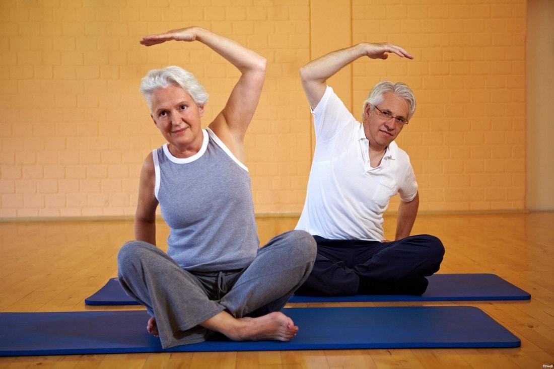 Можно заниматься пилатесом при остеопорозе